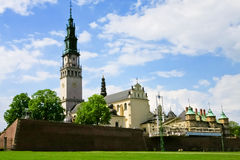 Jasna Gora Monastery Royalty Free Stock Photo