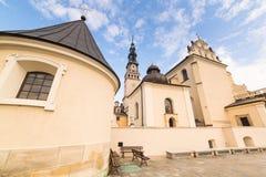 Jasna Gora monastery in Czestochowa Stock Image