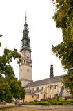 Jasna Gora monastery, Czestochowa, Poland Royalty Free Stock Photo
