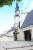 Jasna Gora monastery Czestochowa. Poland Royalty Free Stock Images