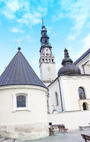 Jasna Gora monastery Czestochowa. Poland Royalty Free Stock Photo