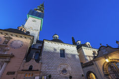 Jasna Gora Monastery in Czestochowa Stock Photography