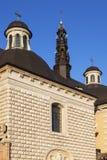 Jasna Gora Monastery in Czestochowa Royalty Free Stock Photos