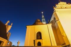 Jasna Gora Monastery in Czestochowa Royalty Free Stock Photography