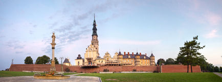 Free Jasna Gora Panorama Stock Photo - 27610660