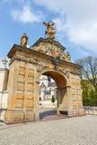Jasna Gora sanctuary in Czestochowa, Poland Royalty Free Stock Image