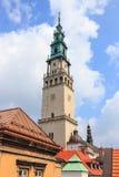 Jasna Gora sanctuary in Czestochowa, Poland Royalty Free Stock Photos