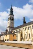 Jasna Gora sanctuary in Czestochowa, Poland Stock Photos