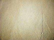 Jasna wodna fala na plaży, piaska tło Zdjęcie Stock