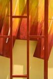 jasne, abstrakcyjnych okiennice zdjęcia royalty free