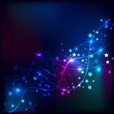 jasne gwiazdy Obraz Stock