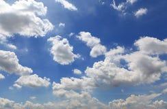 jasne niebo Obraz Stock
