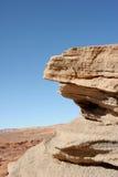 jasnego dzień skały piasek Zdjęcie Stock