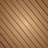 Jasnobrązowa Drewniana Wektorowa tło tekstura Zdjęcia Stock
