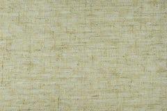 Jasnobrązowa tkanina szczegółu tekstura Zdjęcia Royalty Free
