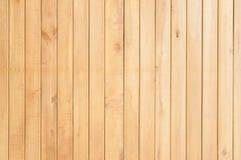 Jasnobrązowy drewniany tło Obrazy Royalty Free