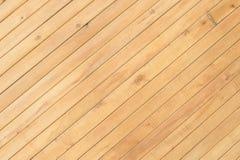 Jasnobrązowy drewniany tło Obrazy Stock