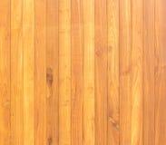 Jasnobrązowy drewniany tło Fotografia Royalty Free