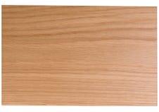 Jasnobrązowy drewno z hrizontal ciemną adrą Zdjęcia Royalty Free