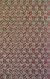 Jasnobrązowy tło od miękkiego wełna tekstylnego materiału zbliżenia Tkanina z naturalną teksturą Zdjęcia Stock