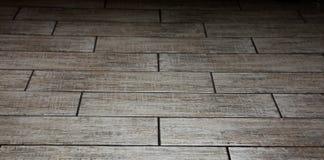 Jasnopopielaty parkietowy bezszwowy wzór - tekstura wzór dla ciągłego replikuje Zdjęcie Royalty Free