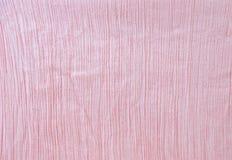 jasnoróżowa tło tkanina Zdjęcie Royalty Free