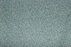 Jasnozielona bawełnianej tkaniny tekstura Obraz Stock