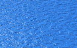 jasny błękitny woda Obrazy Stock