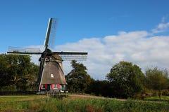 jasny jesień dzień Holland zdjęcia stock