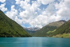 Jasny jezioro Obrazy Royalty Free