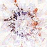 Jasny Krystaliczny szkło Obraz Stock