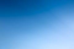 Jasny niebieskie niebo jako tło tapeta, pastelowa niebo tapeta Zdjęcie Stock