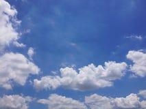 Jasny niebo Fotografia Royalty Free