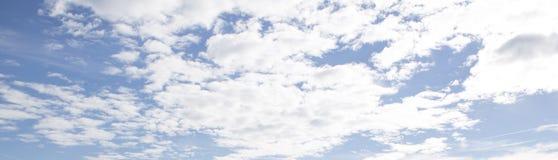 Jasny niebo Zdjęcie Royalty Free