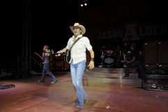 Jason Aldean Royalty Free Stock Image