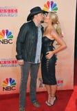 Jason Aldean & Brittany Kerr Royalty Free Stock Image