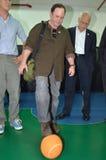 Jason Alexander Tours Israel Royalty Free Stock Images