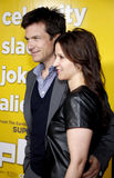 Jason Bateman και Amanda Anka Στοκ εικόνα με δικαίωμα ελεύθερης χρήσης