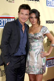 Jason Bateman,Mila Kunis Royalty Free Stock Photos