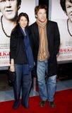 Jason Bateman och Amanda Anka Royaltyfria Foton