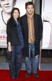 Jason Bateman och Amanda Anka Arkivfoton