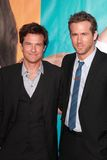 Jason Bateman,Ryan Reynolds Stock Photo