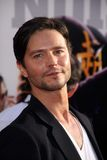 Jason Behr. At the 'Real Steel' World Premiere, Gibson Amphitheater, Universal City, CA 10-02-11 Stock Images
