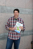 Jason Biggs. Arriving at the Milk And Bookies First Annual Story Time Celebration Skirball Cultural Center Los Angeles, CA February 28, 2010 Stock Photo