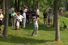 Jason Day. At the Memorial Tournament 2013 in Dublin, Ohio, USA Royalty Free Stock Photos