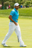 Jason Day at the Memorial Tournament. Jason Day on the 10th fairway at the 2014 Memorial Tournament Stock Photo