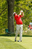 Jason Dufner at the Memorial Tournament Royalty Free Stock Photography