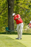 Jason Dufner at the Memorial Tournament Royalty Free Stock Photos