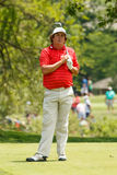 Jason Dufner at the Memorial Tournament Stock Photos