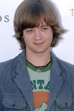 Jason Earles on the red carpet. Jason Earles on the red carpet in West Hollywood in March 2007 Stock Photo